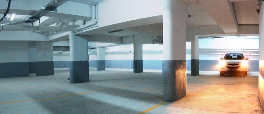 Permalink to: Résidence Orion parking spacieux & sécurisé